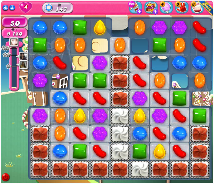 App Game Answers | Candy Crush Level 147 Cheats and Tips - App Game