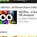 100 Pics answers and cheats level 1-50