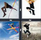 4 Pics 1 Word answers and cheats level 7