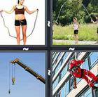 4 Pics 1 Word answers and cheats level 37