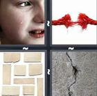 4 Pics 1 Word answers and cheats level 43