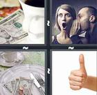 4 Pics 1 Word answers and cheats level 45
