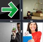 4 Pics 1 Word answers and cheats level 72