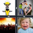 4 Pics 1 Word answers and cheats level 95