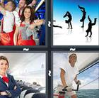 4 Pics 1 Word answers and cheats level 1004