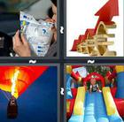4 Pics 1 Word answers and cheats level 1018