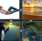 4 Pics 1 Word answers and cheats level 1024
