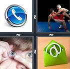 4 Pics 1 Word answers and cheats level 1026