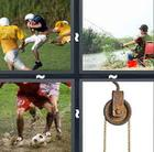 4 Pics 1 Word answers and cheats level 1030