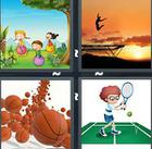 4 Pics 1 Word answers and cheats level 1045