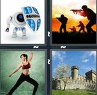 4 Pics 1 Word answers and cheats level 1055