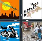 4 Pics 1 Word answers and cheats level 1063