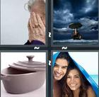 4 Pics 1 Word answers and cheats level 1098