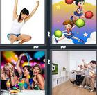 4 Pics 1 Word answers and cheats level 1125