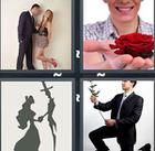 4 Pics 1 Word answers and cheats level 1175