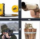 4 Pics 1 Word answers and cheats level 124