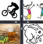 4 Pics 1 Word answers and cheats level 1312