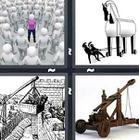 4 Pics 1 Word answers and cheats level 1349