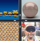 4 Pics 1 Word answers and cheats level 1366