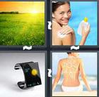 4 Pics 1 Word answers and cheats level 1381