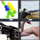4 Pics 1 Word answers and cheats level 1384