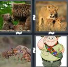 4 Pics 1 Word answers and cheats level 1392