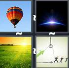 4 Pics 1 Word answers and cheats level 1397