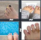 4 Pics 1 Word answers and cheats level 1400
