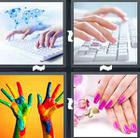 4 Pics 1 Word answers and cheats level 1406