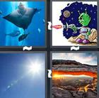 4 Pics 1 Word answers and cheats level 1417