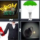 4 Pics 1 Word answers and cheats level 1418