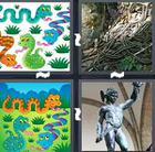 4 Pics 1 Word answers and cheats level 1513