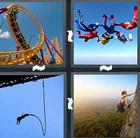 4 Pics 1 Word answers and cheats level 1518