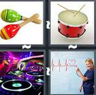 4 Pics 1 Word answers and cheats level 1524