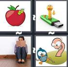 4 Pics 1 Word answers and cheats level 1613
