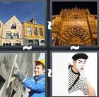 4 Pics 1 Word answers and cheats level 1616