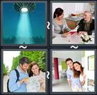 4 Pics 1 Word answers and cheats level 1658