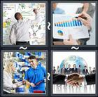 4 Pics 1 Word answers and cheats level 1662