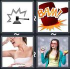 4 Pics 1 Word answers and cheats level 1664