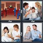 4 Pics 1 Word answers and cheats level 1673