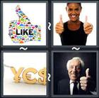 4 Pics 1 Word answers and cheats level 1675