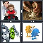 4 Pics 1 Word answers and cheats level 1680