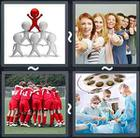 4 Pics 1 Word answers and cheats level 1685