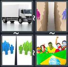 4 Pics 1 Word answers and cheats level 1688