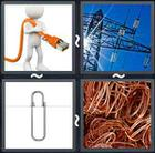 4 Pics 1 Word answers and cheats level 1689