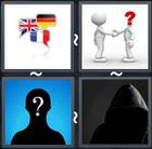 4 Pics 1 Word answers and cheats level 1697