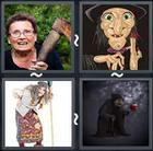 4 Pics 1 Word answers and cheats level 1713