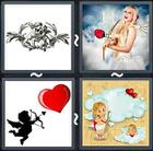 4 Pics 1 Word answers and cheats level 1718