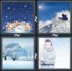 4 Pics 1 Word answers and cheats level 1733