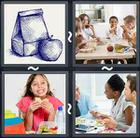4 Pics 1 Word answers and cheats level 1736